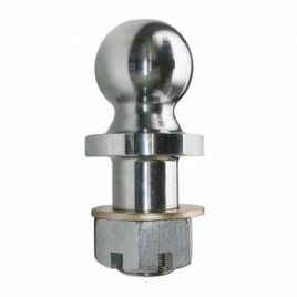 3″ Gooseneck Ball (51mm Shank)