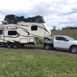 New Sportsmen + Mazda BT50 (Package)