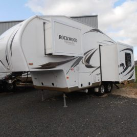 2012 Forest River – Rockwood 8244 26′