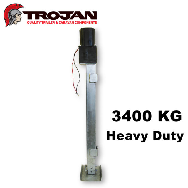 Trojan 12V Landing Leg (Individual Leg Only)