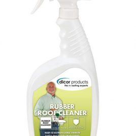 Dicor Rubber Roof Cleaner
