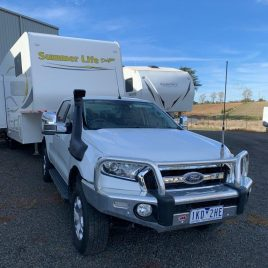 2017 Summer Life & 2017 Ford Ranger (package)