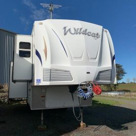 2009 FOREST RIVER WILDCAT 31′