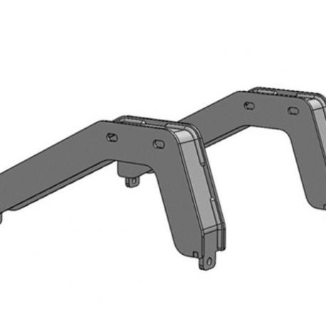 rear position legs