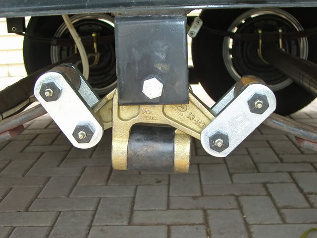 Dexter Ez Flex 33 Quot Axle Centres Fifth Wheeler