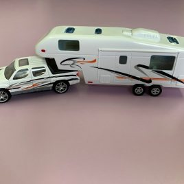 Fifth Wheel Truck and Trailer!!