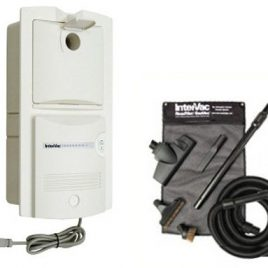 Intervac Ducted Vacuum Cleaner