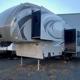 2012 Keystone 291RLS Cougar High Country 30′